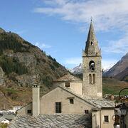 © Lanslevillard, Notre Dame de l'Assomption Church - <em>JJR - fondation-facim.fr</em>