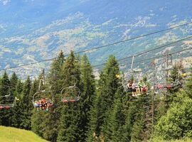 Charmasson chairlift