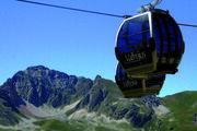 Arrondaz Gondola open in Summer