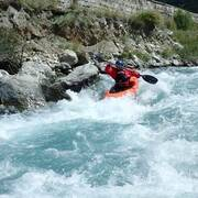 Canoeing-kayaking lessons