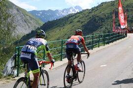 GFNY Alpes Vaujany - Cycling