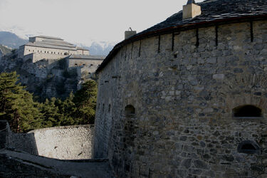 Guided tour of the fort Marie-Thérèse