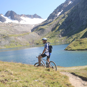 Guided mountain bike outings with Go Sport