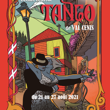 15th International Tango Festival of Val Cenis