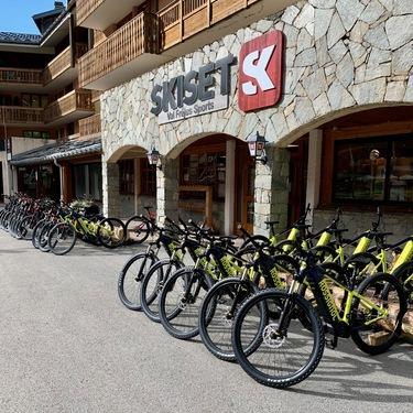 Skiset Valfrejus Sport
