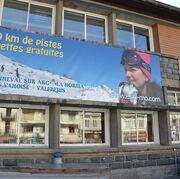 Modane Tourist Info Point