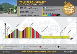 Tour of Bonvillaret from Aiguebelle