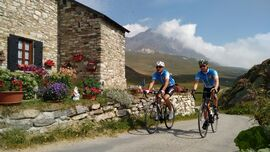 Petit Mont-Cenis pass