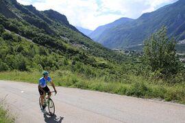 Ascent to Montdenis