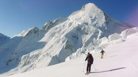 Ski touring dicovery
