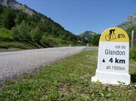 Col du Glandon (East Side)