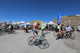 Galibier for cyclists