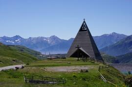 Musée de la Pyramide du Mont Cenis