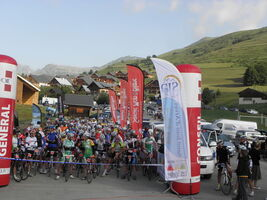 Tour Arvan Villards - cycling race