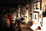 Visit of the ecomuseum in Montricher