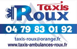 Taxis Roux Pascal and Christine