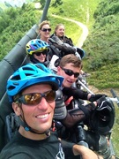 Accompanied mountain bike outings