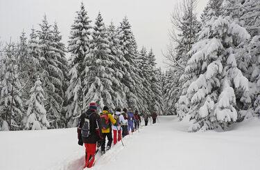 Guillaume Duval, accompagnateur en montagne