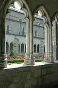 © Cloître de Saint-Jean-de-Maurienne - <em>P. Dompnier</em>