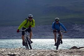 Joris Angelloz Nicoud - Rando en Haut - Mountain bike