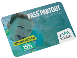 Pass'Partout Card