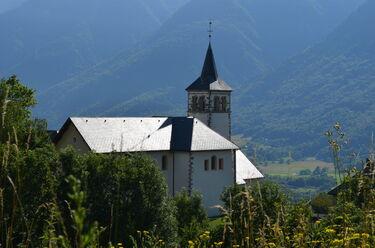 Village de Saint Alban d'Hurtières