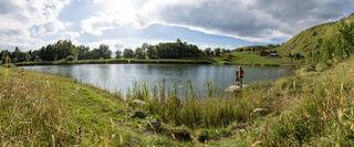 Circuit VAE - The Lac du Loup by Saint François Longchamp and Montaimont