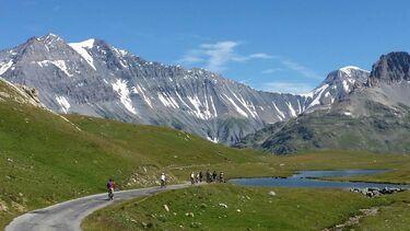 Hike in mountain bike in Italy