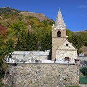 © Eglise Saint-Ferréol à Huez - <em>Mairie d'Huez</em>