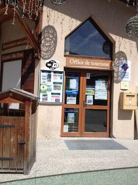 Tourist Office 1500
