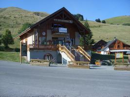 La Chal Visitor Centre Information Center