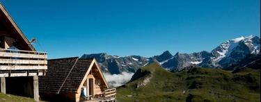 © La Valette Hut - <em>Parc National de la Vanoise BUCZEK Jessica</em>
