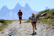 Mountain Trail Area Saint Sorlin d'Arves