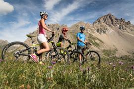 Valloire Galibier Mountain-bike area