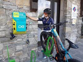 VAE charging station - Mairie 1500