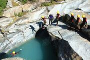 © val-cenis-sollieres-écot-canyoning_Up-ski-and-mountain-guides - <em>Up ski and mountain guides</em>