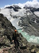 © val-cenis-sollieres-climbing-gran-méan-glacier_Up-ski-and-mountain-guides - <em>Up ski and mountain guides</em>