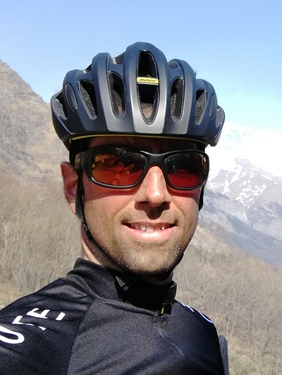 Laurent Novero - MTB instructor