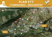Itineraries Downhill MTB