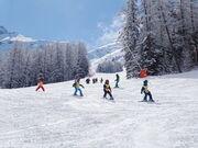 Val Cenis beginner ski area