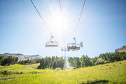 Val Cenis Mountain biking and hiking lifts
