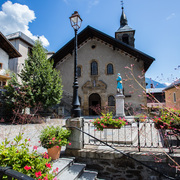© Villard-sur-Doron Church - <em>Flore Giraud</em>