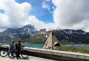 Val Cenis electric mountain bike Heritage excursion