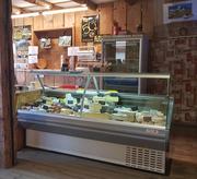 Dairy cheese shop of Bessans