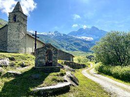 18 - Cross-country - Black - Vallée d'Avérole Variant