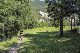 9 - Cross-country - Red - Le Grand Cerf