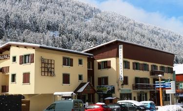 Hôtel L'Alpazur