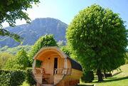 Municipal camping of Grands Cols