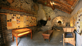 The Val Cenis Sollières Communal oven