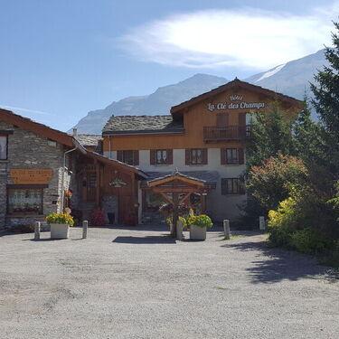 Hôtel La Clé des Champs